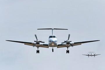 Final approach for landing
