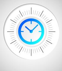 clock-wall-three-dimensional-time