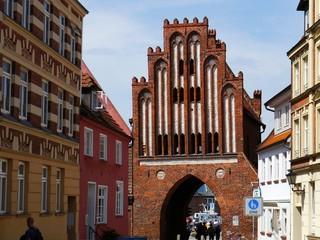 Stadttor in Wismar