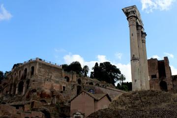 Ruinen in Rom