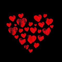 Love design. Valentines day.