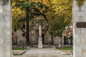 Plaza de la Trinidad Valladolid