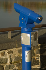 viewing telescope