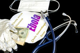 Ebola virus tools including money poster