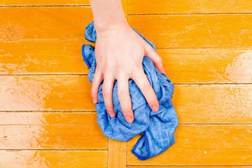 Floor washer