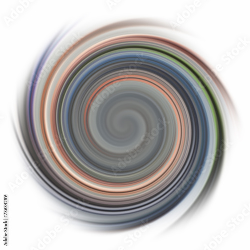 Aluminium Spiraal Wirbel
