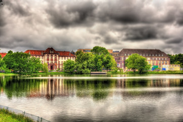 Department of Justice, Equality and Integration in Kiel, Germany