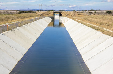 irrigation watercourse