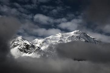 montagna vioz