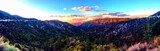 Breathtaking sunset at Big Bear Resort CA - 73636611
