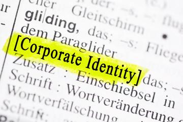 corpotate identity