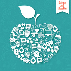 Science areas apple