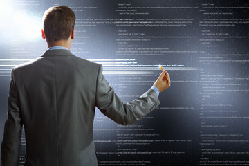 Computing concept
