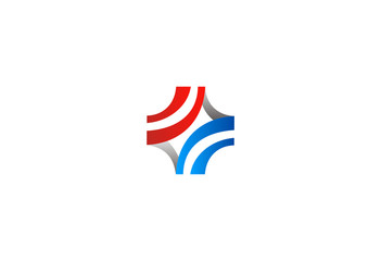 construction vector loop logo