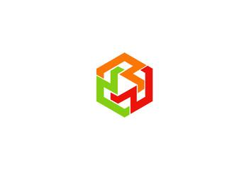 cube-dimensional-abstract-vector-logo