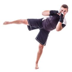 Kick boxer