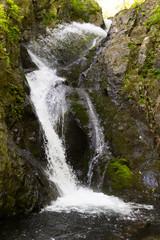 七折の滝(岩手県花巻市)