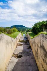 石垣島 底原ダム