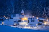 Winter in mountain - 73642484