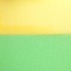 Colorful  sponge texture