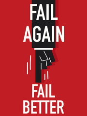 Word FAIL AGAIN