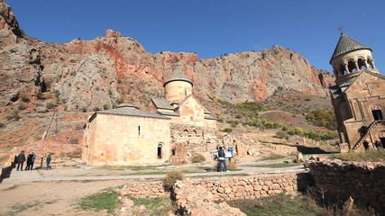 Noravank Monastery Complex