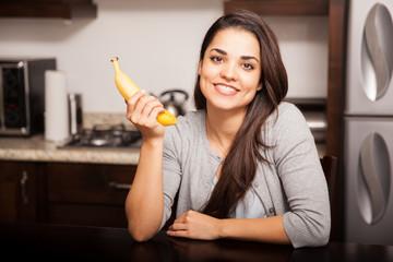 Bananas keep you healthy