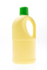 Blank plastic bottle
