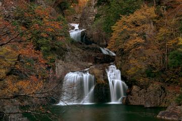 三ツ滝 (広島県 聖湖)