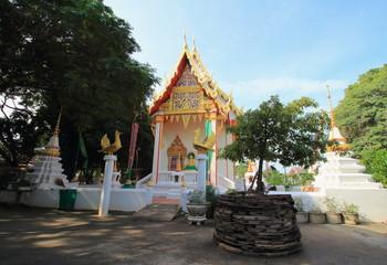 Temple at wat thong bo, Bangpa In, Ayutthaya