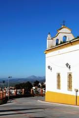 Spanish church, Colmenar, Spain © Arena Photo UK