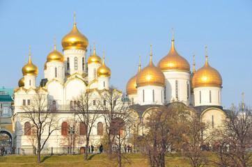 Благовещенский и Успенский соборы Московского Кремля