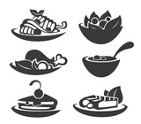 common food and everyday meal