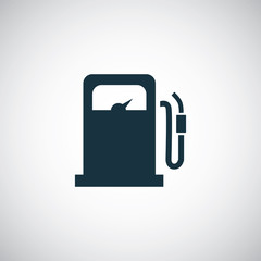 petrol station icon
