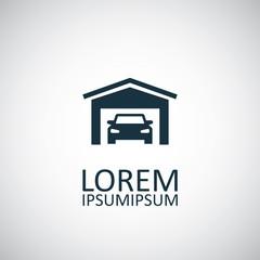 car garage icon