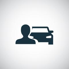 car man icon