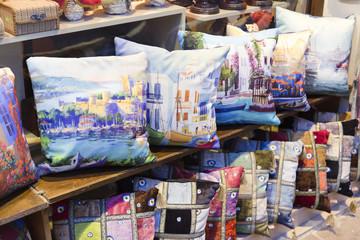 Bodrum pillows