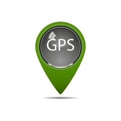 Метка GPS (label GPS)