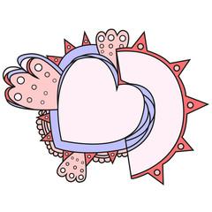 illustration heart