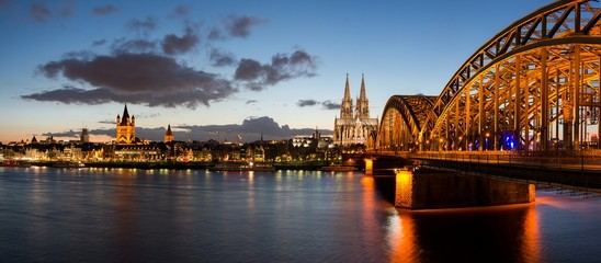 Cologne Panorama