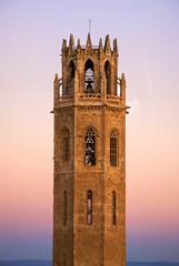 Seu Vella Tower. Lleida / Lérida, Catalonia, Spain