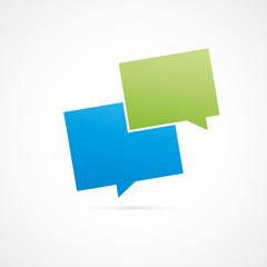 bulle dialogue-communication-contact