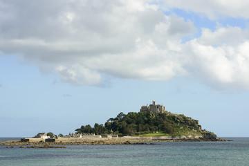 St. Michael island, Cornwall