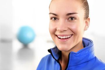 Uśmiech sportowca