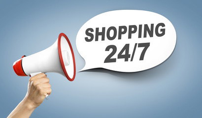 Shopping 24/7H