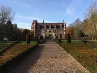 Castle Terworm in the Netherlands