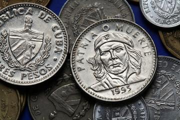 Coins of Cuba. Ernesto Che Guevara