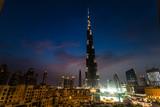 Fotoroleta Burj Khalifa in Dubai