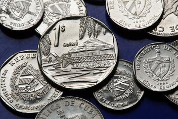 Coins of Cuba. Cuban convertible peso