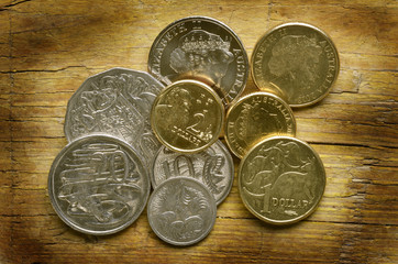 Australian dollar Australisk 澳大利亚元 Австралийский доллар